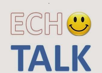 1 echotalk logo